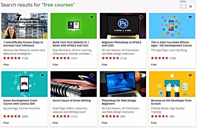 Free Udemy Online Courses & Discounts